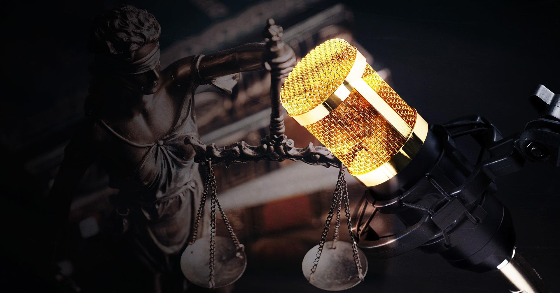Juridikens värld podd från Norstedts Juridik