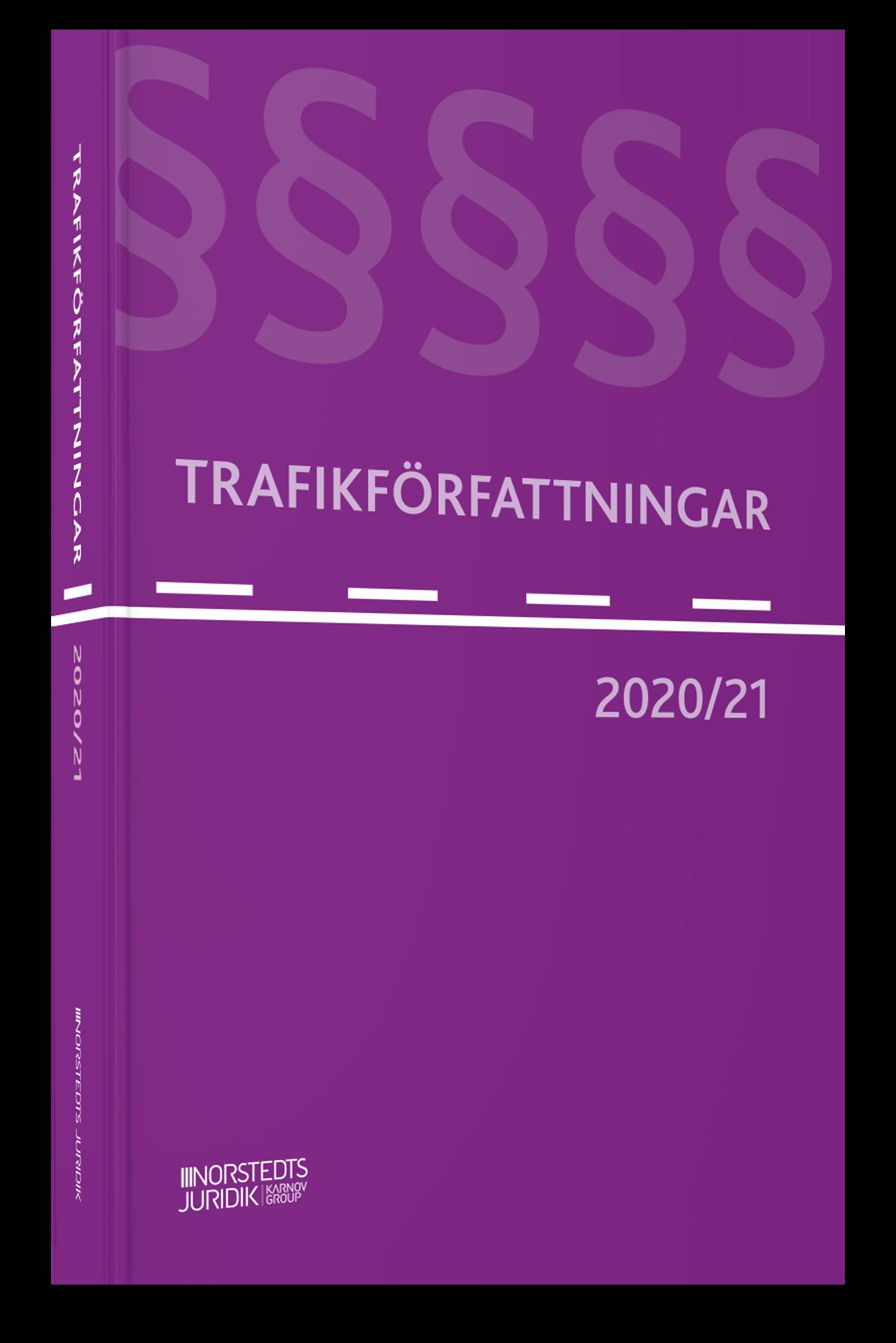 Trafikfortattningar  2020/21